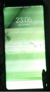Smartphone Galaxy S9 Cinza 4gb Ram Proc. Octa-core, 128gb.