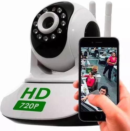 Baba Eletronica Com Camera Monitore Dia E Noite Pelo Celular