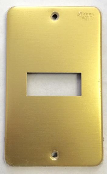 Placa De Aluminio 1 Ventana Arrow Hart Lu105