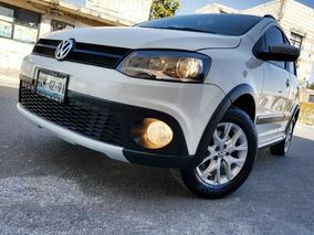 Volkswagen Crossfox 2015 Estándar A/a Q/c Posible Cambio