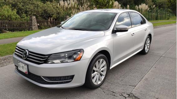 Volkswagen Passat 2015 Comfortline Impecable Crédito