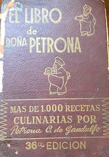 Recetas De Doña Petrona C. De Gandulfo 36°ed. (libro En Pdf)