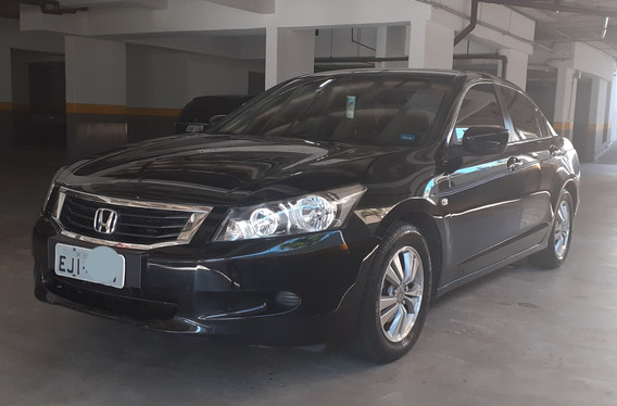 Honda Accord 2.0 Lx 4p 2009