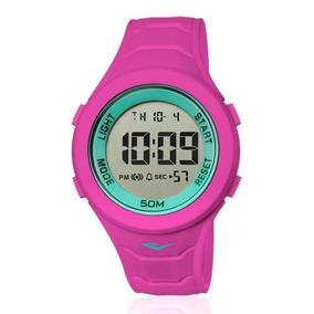 Relógio Everlast Feminino Ref: E717 Digital Esportivo