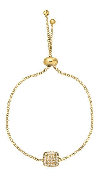 Pulseira Lulean Em Ouro Feminino 18k Com Pedra Natural Crave