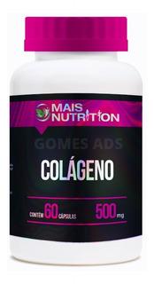 Colágeno Hidrolisado - 60 Caps + Bônus - Mais Nutrition