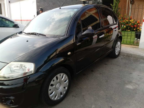 Citroen C3 Exclusive Completo 09/10 Flex 5 Portas