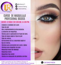 Curso Maquillaje Profesional Básico, Intermedio Y Avanzado
