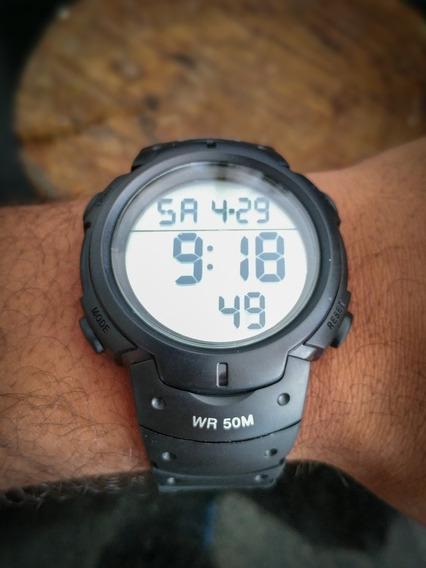 Relógio Digital - Skmei 1068 Preto - Esporte E Fitness