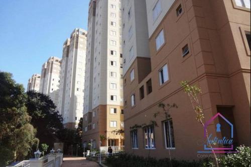 Imagem 1 de 30 de Ótima Cobertura Com 4 Dormitórios, 196 M² - Aluguel Por R$ 3.700/mês - Vitallis Eco Club - São Paulo/sp - Co0005