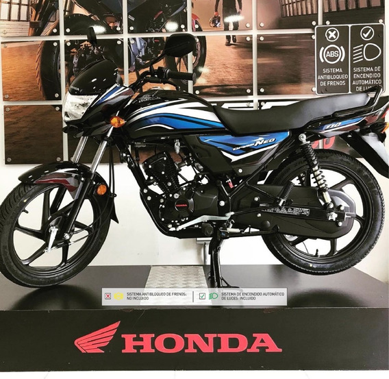 Honda Dream Neo 110 Mod 2021 Credito Facil!