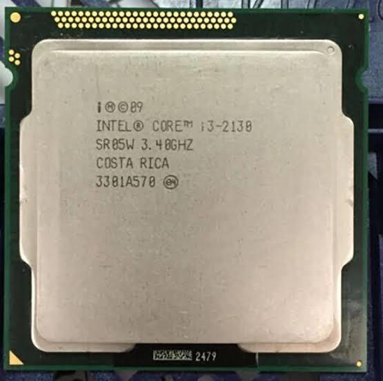 Processador I3-2130
