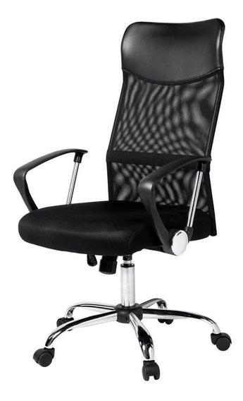 Cadeira Escritório Presidente Detroit Com Pu Apóia Cabeça