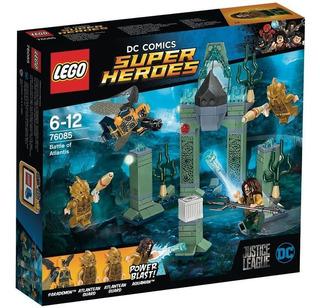 Lego Superheroes Dc 76085 Batalla En La Atlantida
