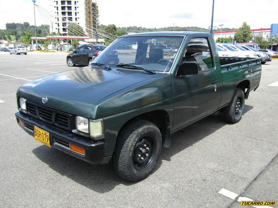 Nissan D-21 Mt 2400cc 4x2