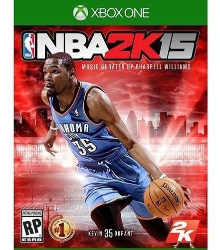Jogo Nba 2k15 - Xbox One - Original - Lacrado