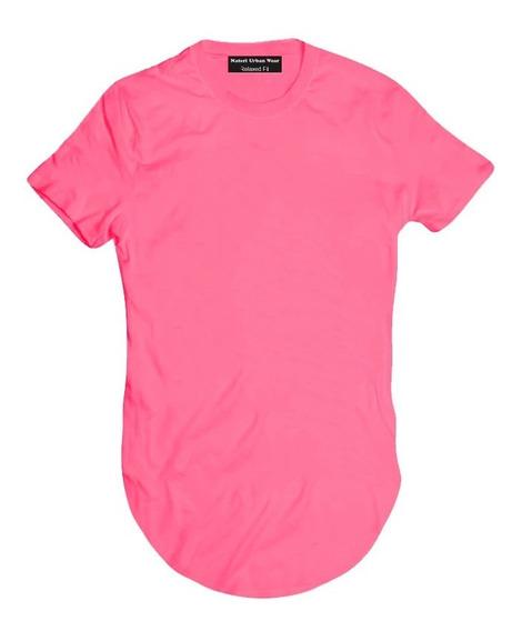 Kit 5 Camiseta Camisa Blusa Oversized Longline Swag Atacado C1
