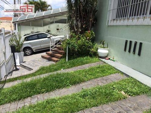 Imagem 1 de 18 de Casa Com 3 Dormitórios À Venda, 418 M² Por R$ 900.000,00 - Parque São Domingos - São Paulo/sp - Ca0206