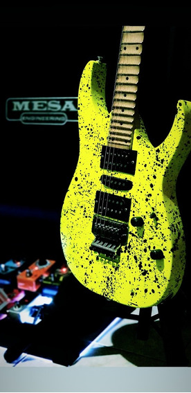 Guitarra Ibanez Rg270 Custom Rg Series C/ Captação Malagoli! (ñ Jackson, Dean, Kramer, Esp, Ltd, Charvel)