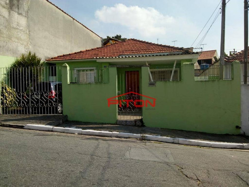 Terreno Residencial À Venda, Vila Granada, São Paulo. - Te0254