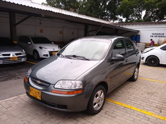 Chevrolet Aveo Family 2009 - 1.500cc - Full