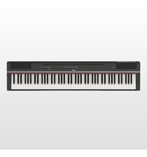 Piano Digital Yamaha P125 Negro