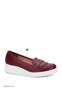 Flat Loafer Andrea Color Vino Alt 4.5 Cms Mod. 252-4740