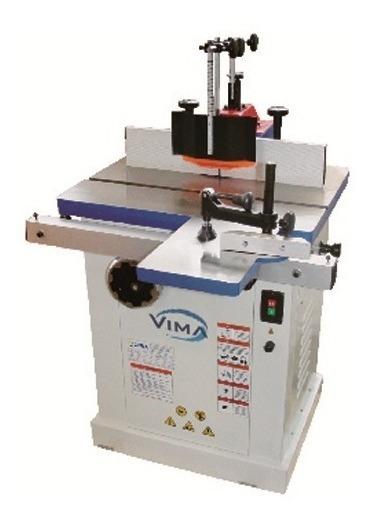 Tupia De Mesa Móvel 700x560mm Monofásico Vima - Tc 700