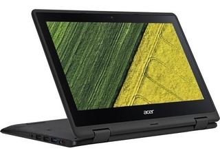 Acer - Spin 1 2-in-1 11.6 Refurbished Touch-screen Laptop -