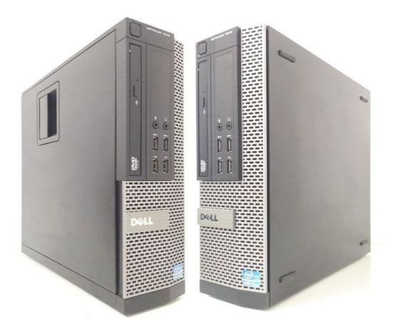 Computador Dell 7010 Core I7 Hd500 8gb Queima De Estoque
