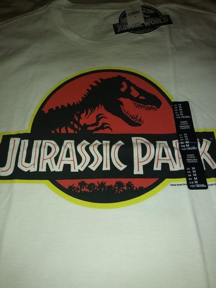 Camisa Jurassic Park Gap