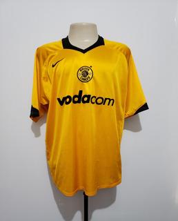 Camisa Oficial Kaizer Chiefs África Do Sul 2004 Home Nike Gg