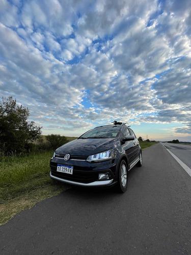 Volkswagen Crossfox 1.6 Highline 2016