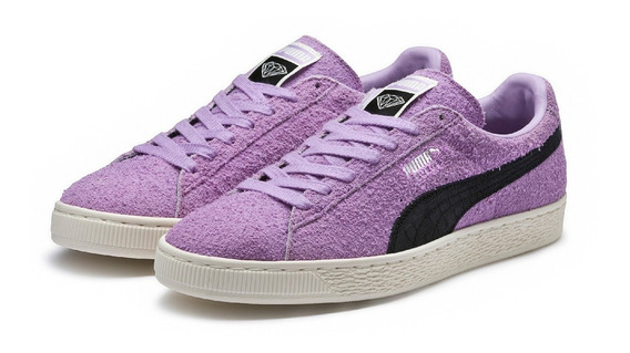 Tênis Puma Suede Diamond Supply Original Masculino Feminino