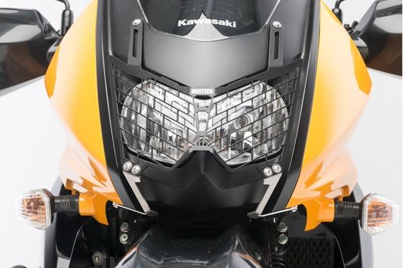 Protector Faro Optica Delantera Kawasaki Klr 650 Mastech