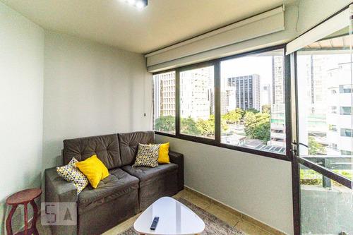 Apartamento Para Aluguel - Brooklin, 1 Quarto,  48 - 893309918