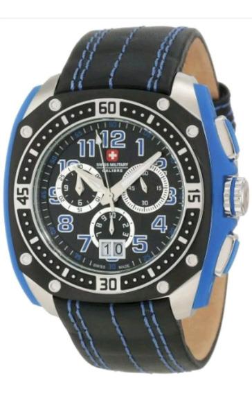Reloj Swiss Military Calibre Modelo Flames (swiss Made).