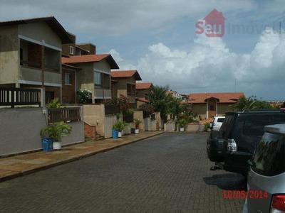 Casa Duplex Residencial À Venda, Porto Das Dunas, Aquiraz. - Codigo: Ca0129 - Ca0129