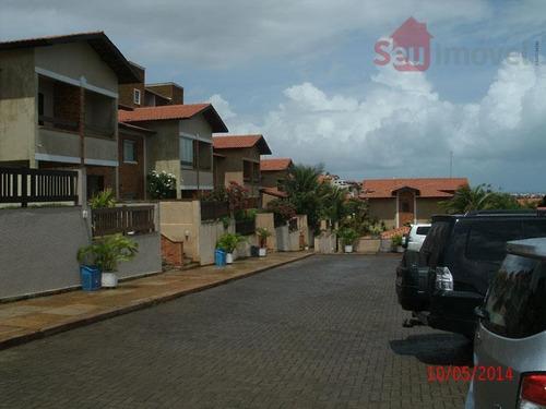 Imagem 1 de 15 de Casa Duplex Residencial À Venda, Porto Das Dunas, Aquiraz. - Ca0129