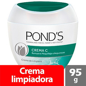 Crema Ponds C Limpiadora X 95 Gr Original