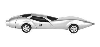 Bolígrafo Car Personalizado Para Impresión De Imagen O Logo