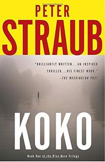 Book : Koko - Peter Straub