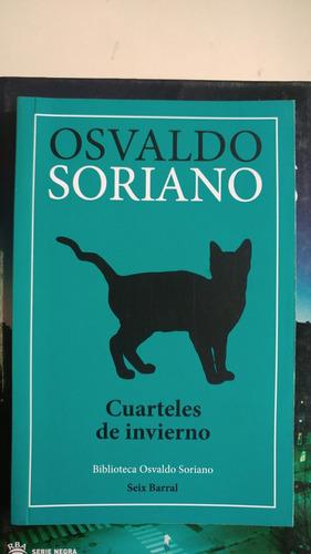 Imagen 1 de 2 de Cuarteles De Invierno - Osvaldo Soriano