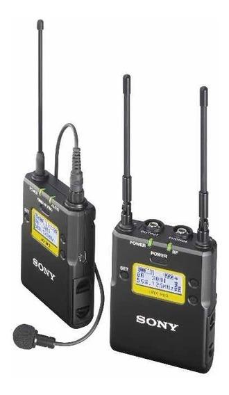 Microfone Lapela Sony Uwp-d11 - Entrega Imediata