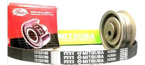 Kit Correa Tiempo Gol Vento Jetta Passat Golf 1.6 1.8 2.0 8v