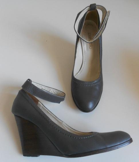No Envio - Guillerminas Paruolo Nro 38 Zpm2018 Zapatos Mujer