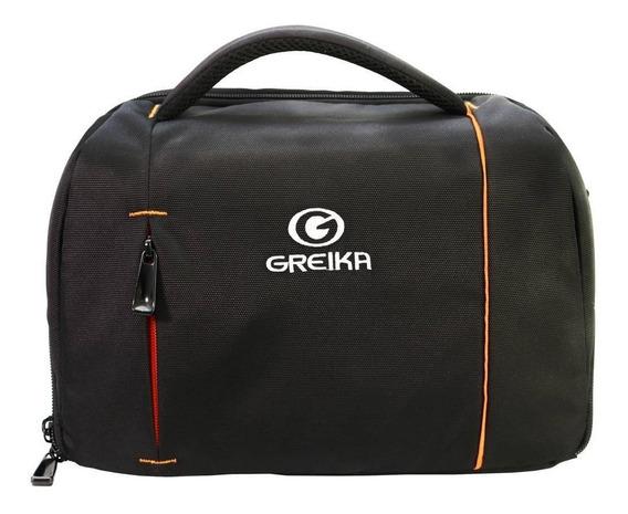 Bolsa Greika Kf13065 Para Câmera E Acessórios Fotográficos