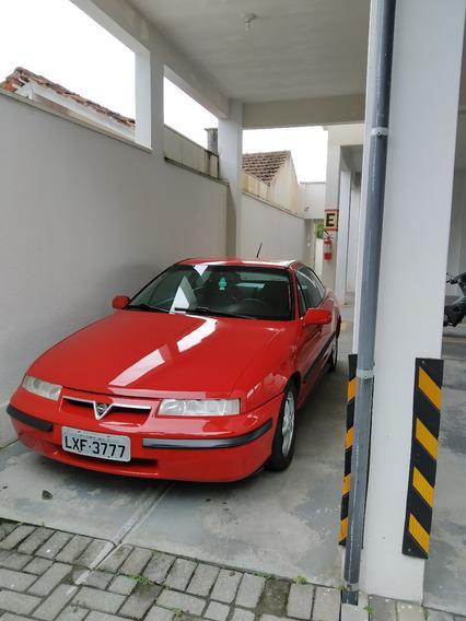 Chevrolet Calibra 1995 Vermelho