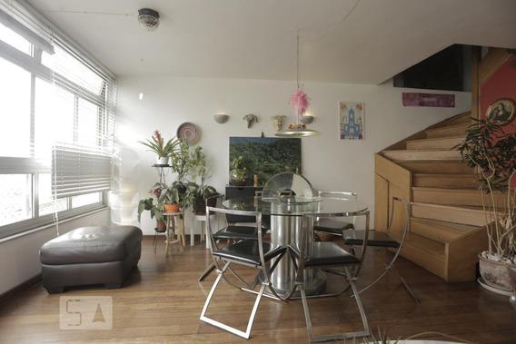 Apartamento Para Aluguel - Santa Cecília, 1 Quarto, 100 - 892998808