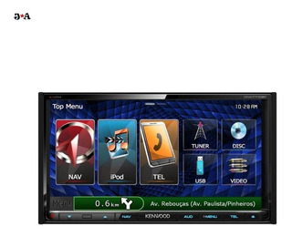 Autoradio Multimedia Kenwood Dnx 7710bt 2 Din Gps Bluetooth